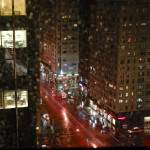 """6th avenue la nuit"" by Ednomel"