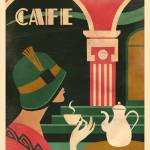 """Art Deco Coffee"" by BenjaminBay"