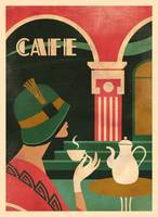 Art Deco Coffee