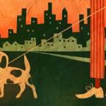 """""""Walking the Dog III"""" by BenjaminBay"""