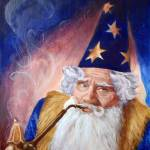 """Wizard"" by simsim"