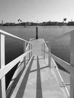 Florence, California Dock