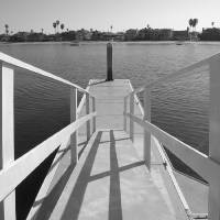 Florence, California Dock Art Prints & Posters by sam6694