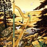 """""""0750_Golden Harp"""" by Nachshonart"""