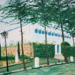 """""""Mansion of Baha-u-llah at Bahji"""" by houseart"""
