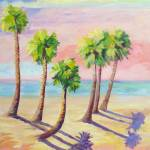 """Six Palms"" by KAbrahamson"