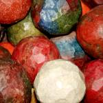 """Colorful Balls of Handmade Soap 0955"" by rayjacque"