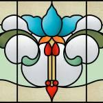 """NouveauBlueTulip"" by wildwilliams"