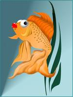 Fancy Gold Fish
