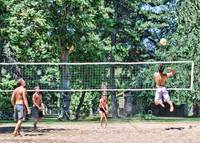 Sunday Volley ball at the park 10