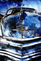 Old Blue Plymouth