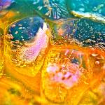 """Ice over Ginger Ale."" by ojab3photography"
