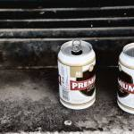 """Premium beer cans"" by kenlawrence"