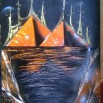 """Pyramids"" by rick10"