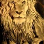 """""""Lion"""" by artbyamy"""