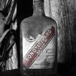 """Old Whiskey Bottle"" by aswendener"