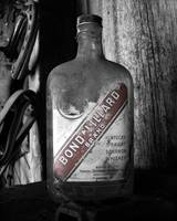 Old Whiskey Bottle