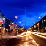 """Dublin Monument of Light"" by MichaelReilly"