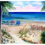 """Beach Days"" by KAbrahamson"