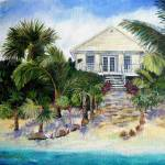 """Bahamas Beach House"" by KAbrahamson"