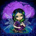 """""""Dragonling Garden II"""" by strangeling"""