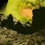 """Yellow Moon"" by rhole"