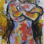 """""""Fire in Her Belly One"""" by Reynaldo"""