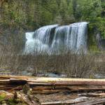 """0166 Upper Falls--Upper Lewis River"" by vincentlouis"