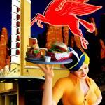 """AMERICA DREAM"" by keithdillondigitalartist"