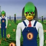 """GMO DEMOND SEEDS"" by keithdillondigitalartist"