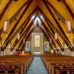 """St James UMC Sanctuary"" by JGetsinger"