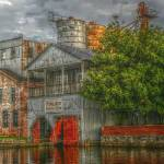 """Pamlico Rowing Club"" by JGetsinger"