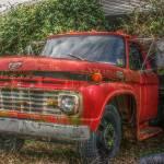 """""""Retired Farm Truck"""" by JGetsinger"""