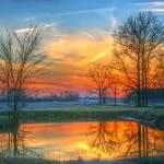 """""""Rural Sunset"""" by JGetsinger"""