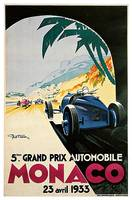 5th Grand Prix de Monaco by Geo Ham