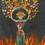 """Tree 66"" by ArtistaDonna"