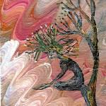 """Tree 68"" by ArtistaDonna"