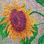 """""""Sunflower."""" by 1004art"""