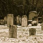 """Old 1800s New Jersey Cemetery"" by Rudderow"