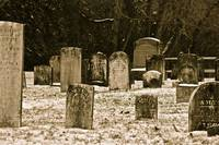 Old 1800s New Jersey Cemetery