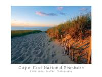 Cape Cod National Seashore Poster