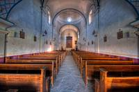 Mission San Jose Interior