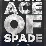 """Studio Ace of Spade - Monthly poster series 04.10"" by simonh4"