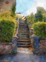 Tipsy Stairs