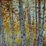 """""""Birches"""" by katkuzma"""