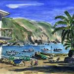 """""""Tehua Mixtle Waterfront 2"""" by Paarlberg"""