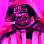 """Darth Vader Pink"" by BobM"