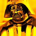"""Darth Vader Yellow"" by BobM"