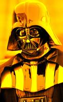 Darth Vader Yellow