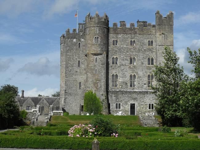 Kilkea Castle Co Kildare Ireland By Mick Harmon